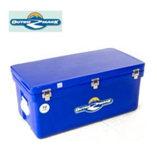 70L Moulded Ice Box
